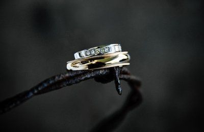 We love rings!  Let us work our magic on yours!