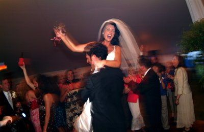 Receptions are always a happening place....have fun and trust us to capture your memories.
