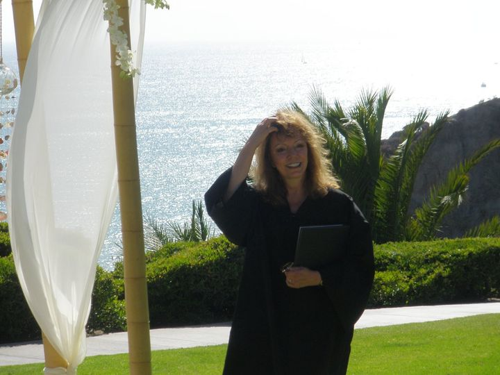 Tmx 1364422904865 Danapointy.j.wed003.rev.rosie Diamond Bar, California wedding officiant