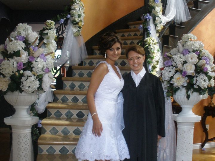 Tmx 1398215917776 Mayra.franc.wed7.2 00 Diamond Bar, California wedding officiant