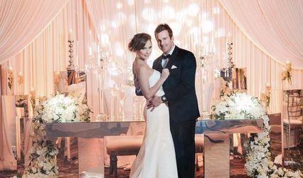 Platinum Wedding Design and Decor 1