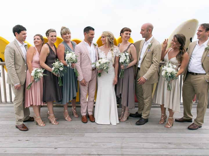 Tmx 1469481906564 Lyndsey Doug Wedding 246 Berkeley Heights, NJ wedding florist