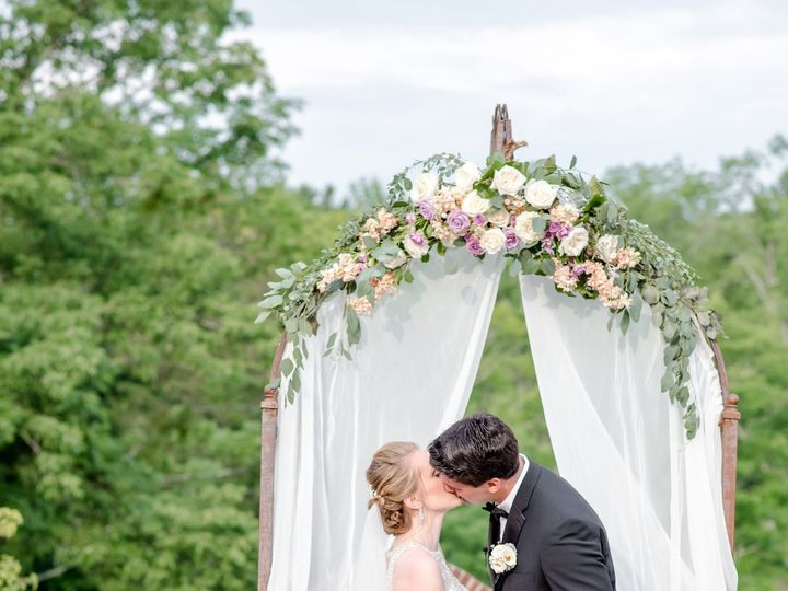 Tmx 1478024600885 Kaylin And John Kiss Berkeley Heights, NJ wedding florist