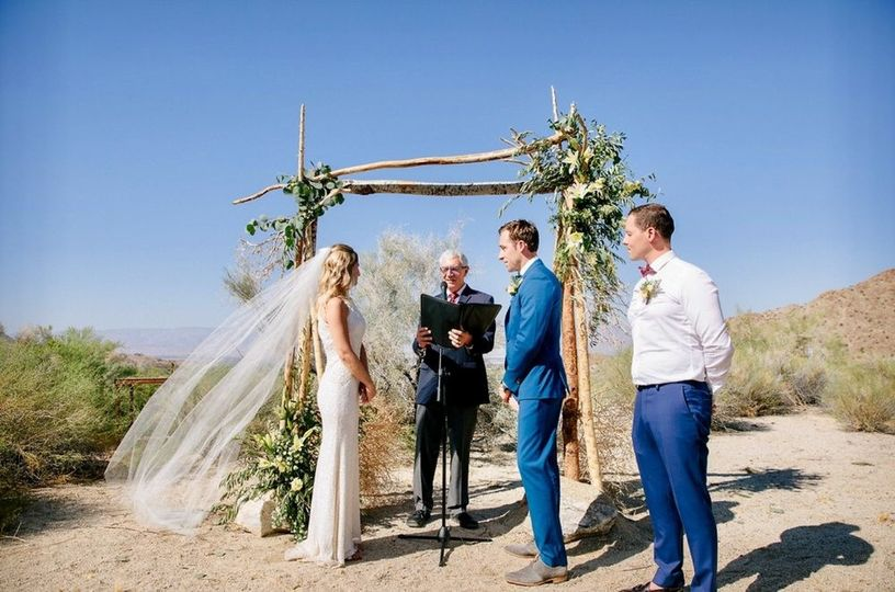 Secret Ceremony Site with very low usage fee