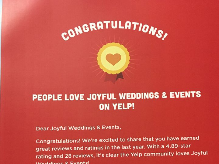 Tmx Yelp Honor Text 51 61205 1561847280 Palm Springs wedding officiant