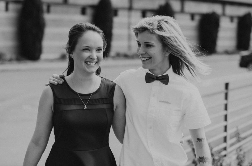 Seattle ladies wedding