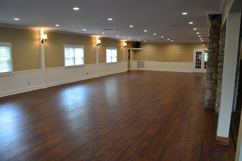 Largest room