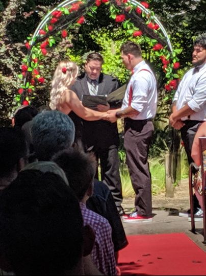 Butte County Wedding