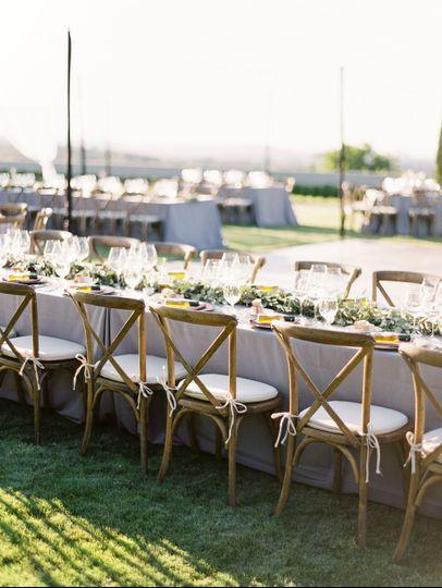 Ponzi Winery Oregon Wedding