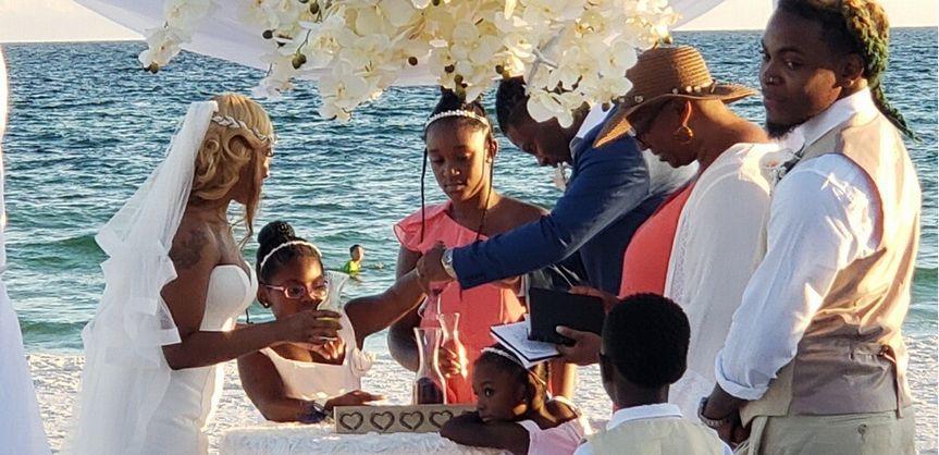 M.Amerson Destination Wedding