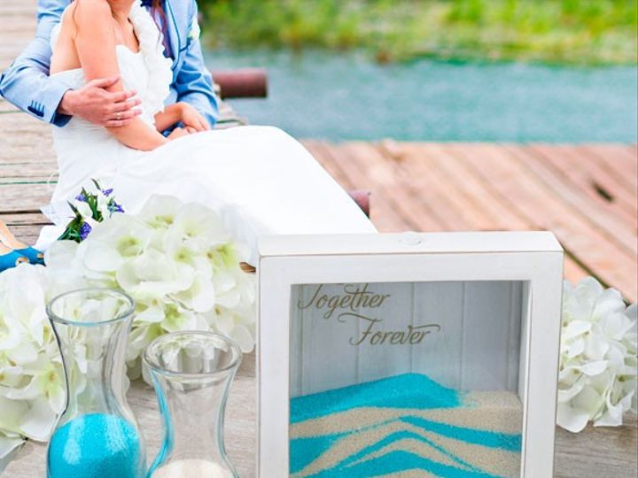 Tmx Blue Sand Frame 51 1635205 1573154639 Cincinnati, OH wedding favor