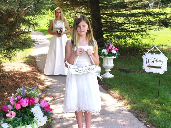 Tmx Dual Sided Sign 51 1635205 1573155859 Cincinnati, OH wedding favor