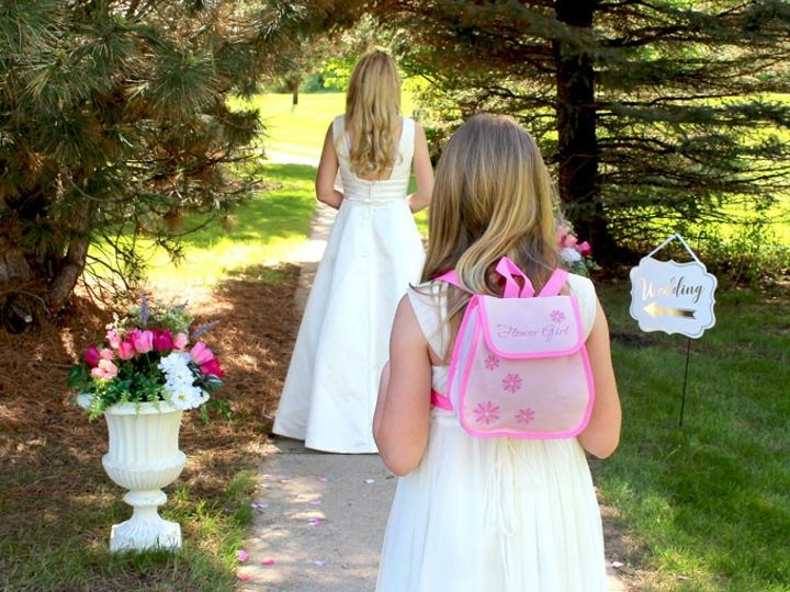 Tmx Flower Girl Bag 3 51 1635205 1573154788 Cincinnati, OH wedding favor