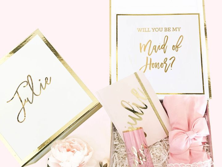 Tmx Gift Box 51 1635205 1573154823 Cincinnati, OH wedding favor