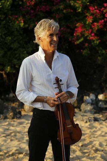 don violin carmel wedding