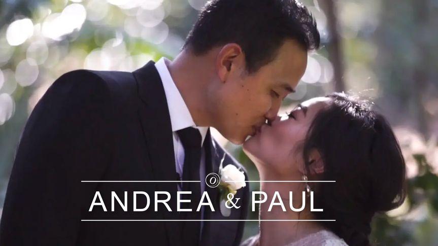 Andrea + Paul's Wedding Film
