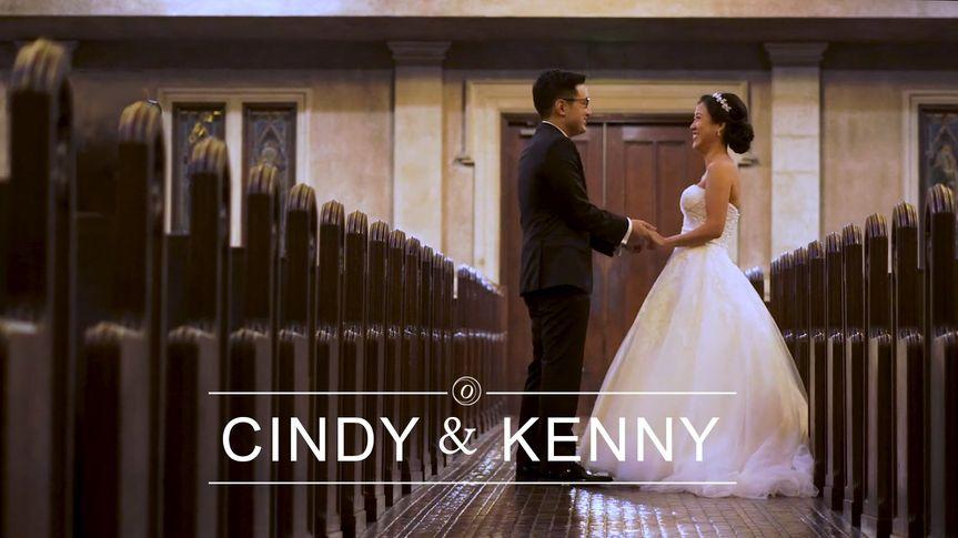 Cindy + Kenny's Wedding Film