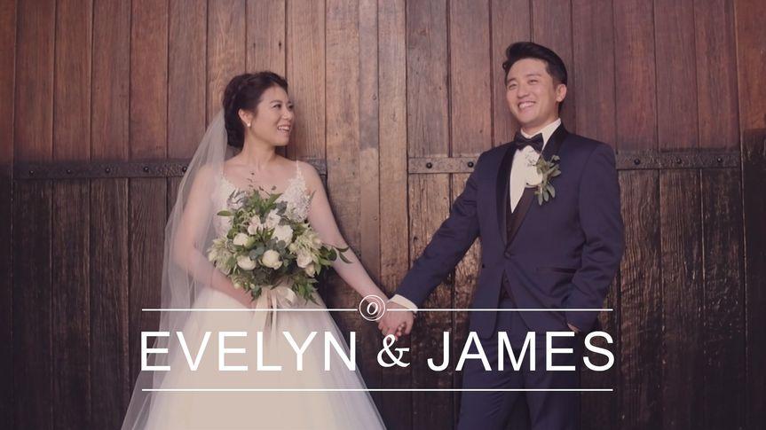 Evelyn + James' Wedding Film