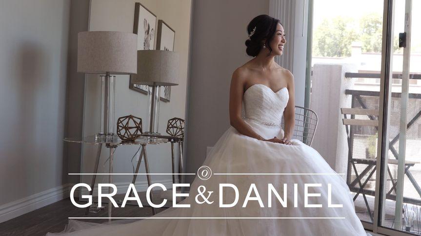 Grace + Daniel's Wedding Film