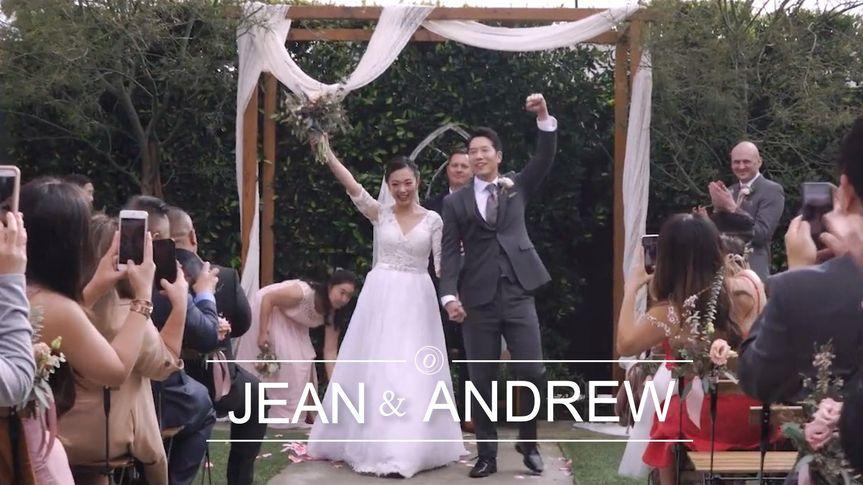 Jean + Andrew's Wedding Film