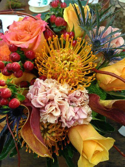 Spectacular bouquet!