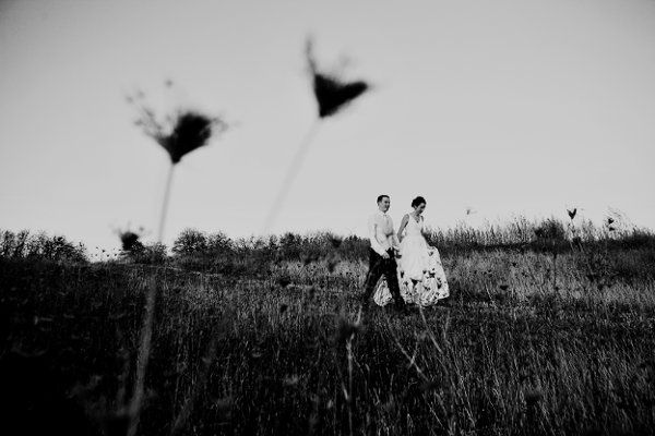 Natural, artistic wedding portraiture. Photographed in Lee's Summit, Mo.