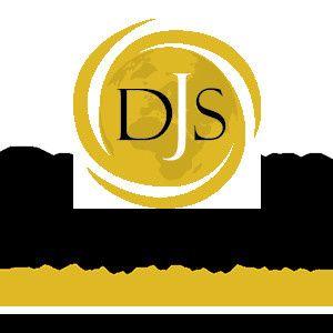 djs destinations orlando luxury travel agency logo
