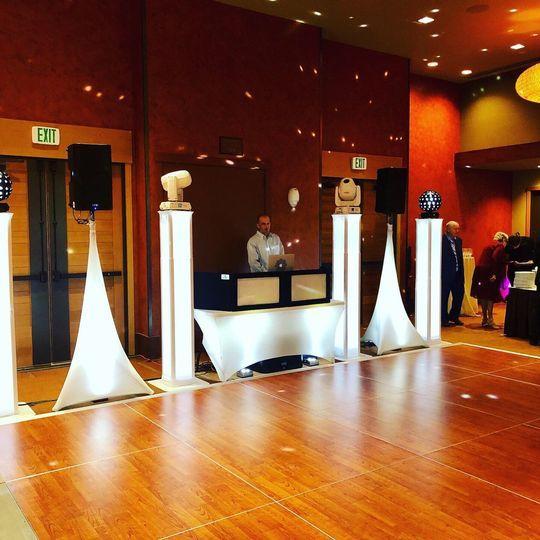 Hotel Terra Wedding!