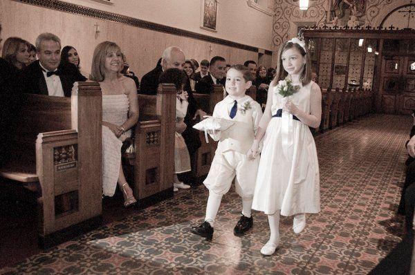 Allen Wedding St. Augustine, FL