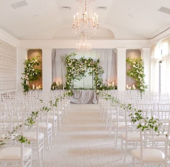 White Chiavari Chairs