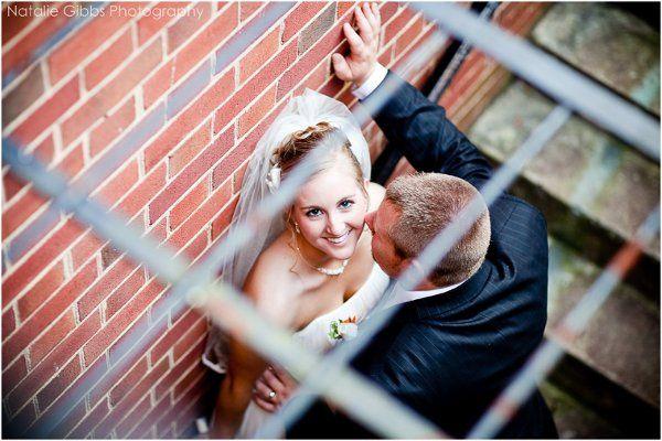 From Arthur and Tessa's wedding in Bristol, Virginia.