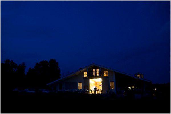 From Brandy and Jeff's wedding at Maison Beliveau, Blacksburg, VA.