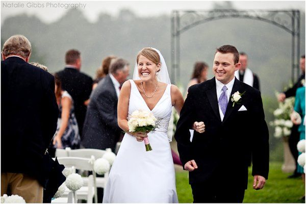From Jeremy and Heather's wedding at the Hidden Valley Country Club, Salem, VA.