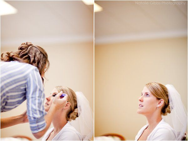 From Heather and Jeremy's wedding at the Hidden Valley Country Club, Salem, VA.