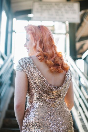 Loose curls | K.Colleen Photography