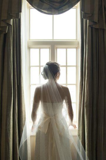 Bride in Memphis, TN