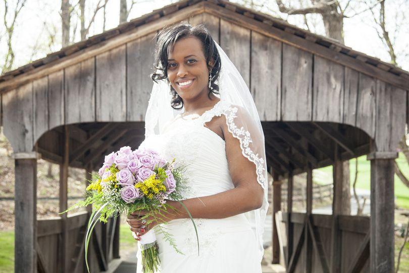Bride in Washington, DC