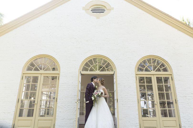 Bride & Groom in Jacksonville, FL