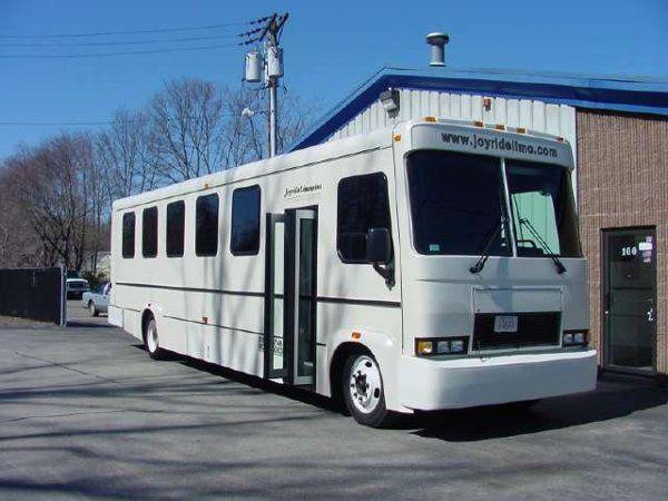 35 Passenger LimoBus