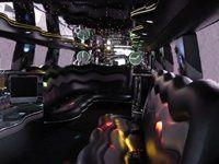 Inside the Hummer