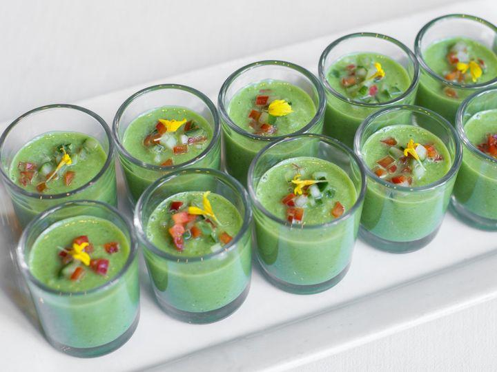 Tmx 1506620185651 11 Green Gazpacho Shooters Seattle, WA wedding venue