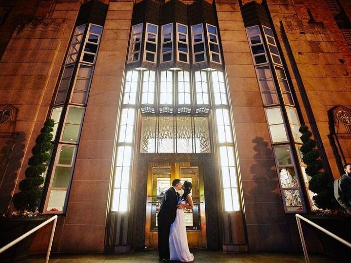 Tmx 1506621685884 Bridal Couple At Night Pt Facade Seattle, WA wedding venue