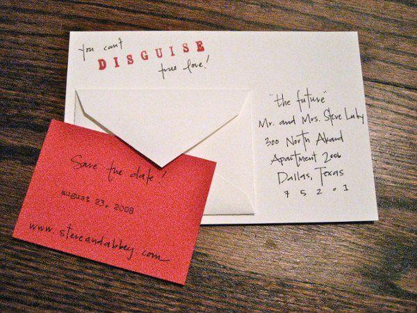 Tmx 1279473050921 IMG0324 Dallas wedding invitation