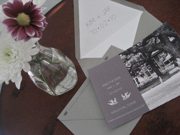 Tmx 1279473082921 IMG0354 Dallas wedding invitation