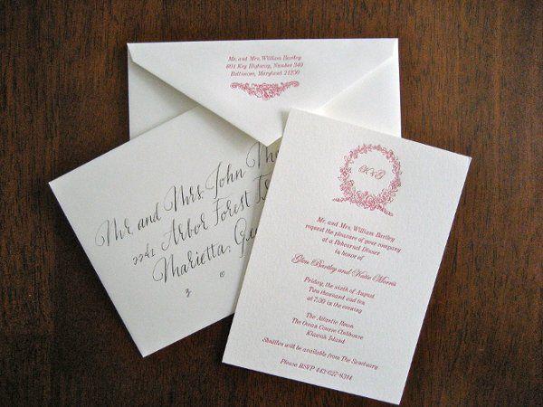 Tmx 1279473240796 IMG0422 Dallas wedding invitation