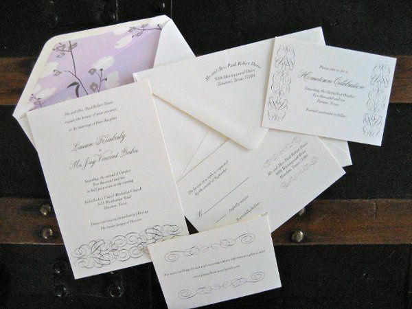 Tmx 1279473286812 IMG0445 Dallas wedding invitation
