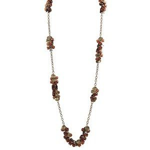 """Agatha Necklace Item #: 10236 40"""" Necklace."""