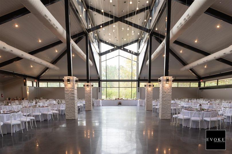Unique reception venue