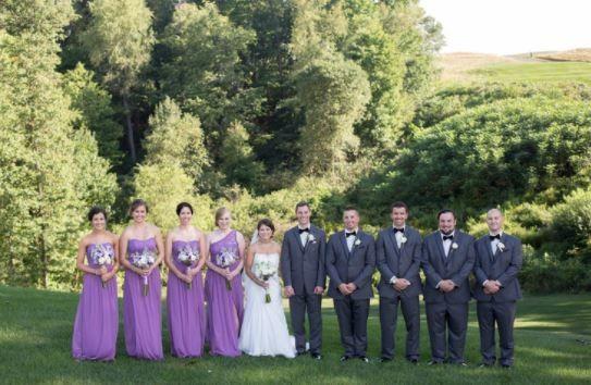 elkin bridal party