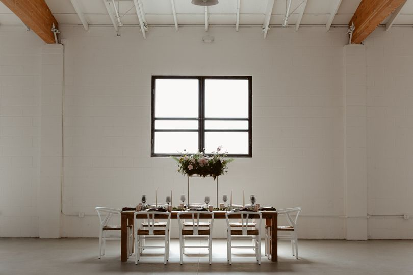 A table is set, Photo by Kate Van Amringe